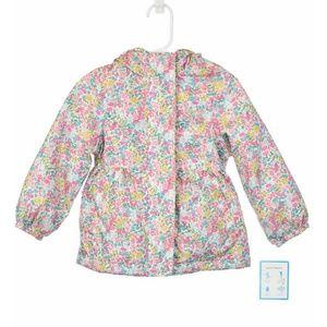 Carter's Multi-Color Floral Coat